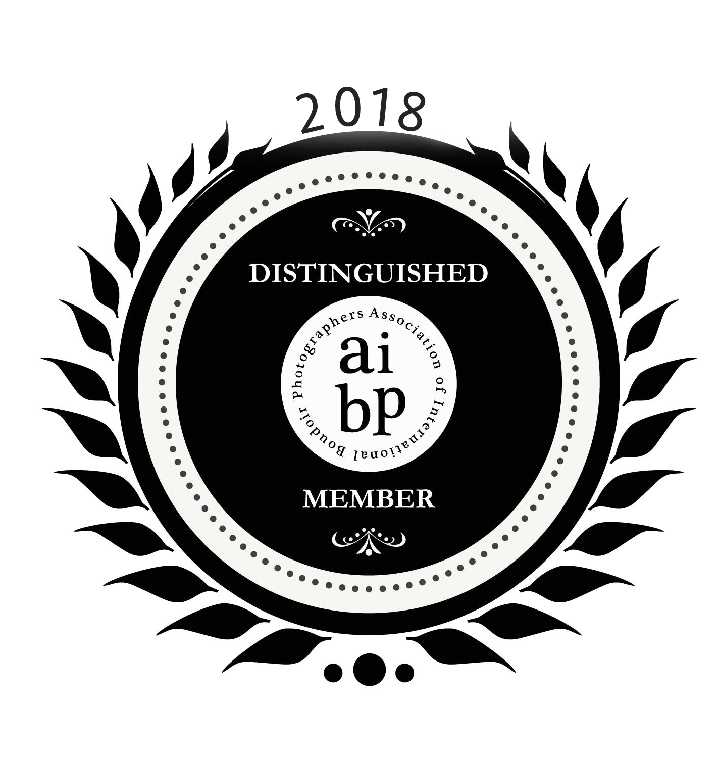 AIBP 2018 Distinguished Member Black