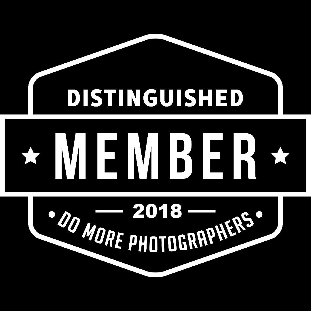 DO MORE 2018 Distinguished Member Black
