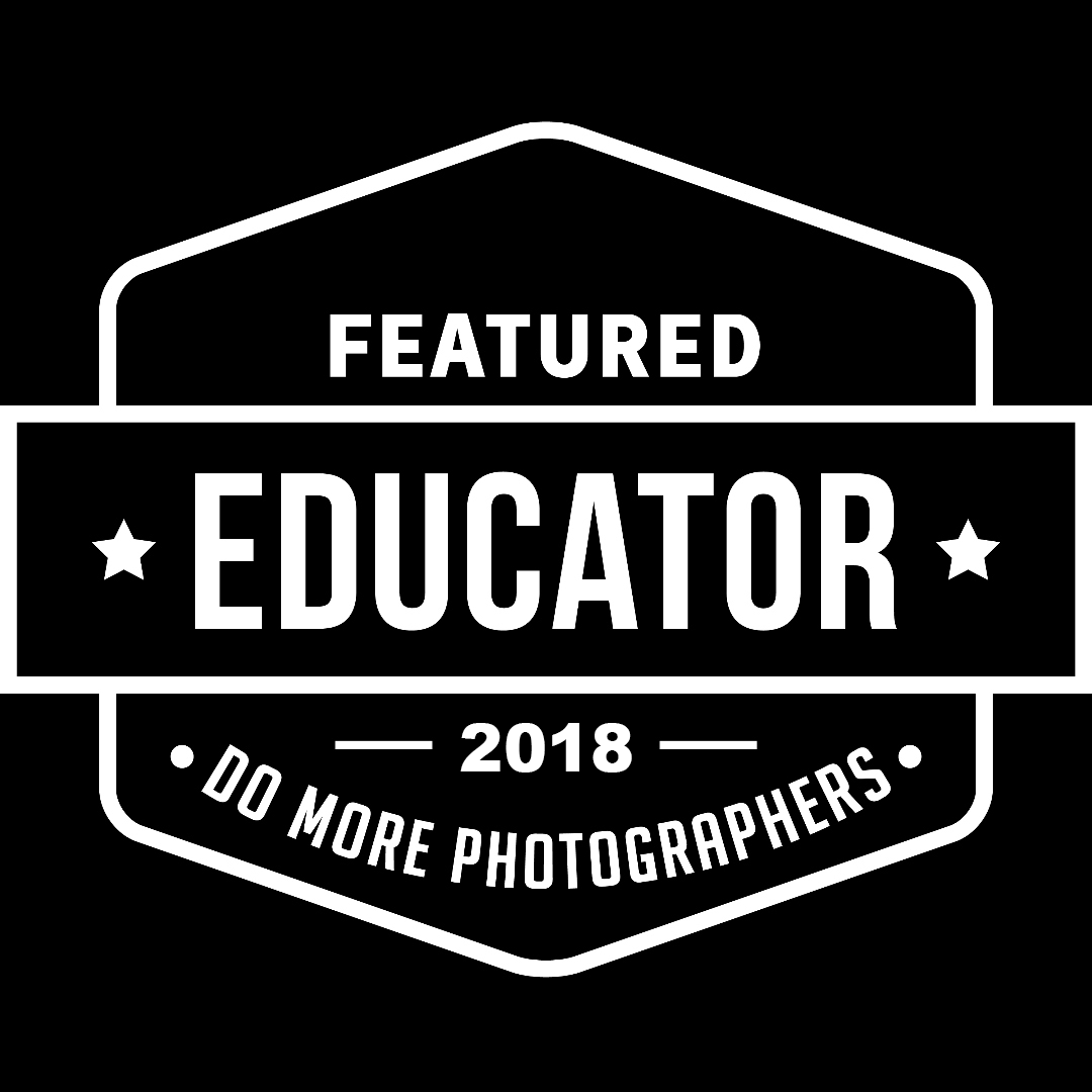 DO MORE 2018 Educator Black